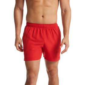 "Nike Swim Solid Lap 5"" Costume a pantaloncino Uomo, university red"